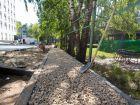 ЖК Каскад на Ленина - ход строительства, фото 192, Август 2020