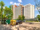 ЖК Каскад на Ленина - ход строительства, фото 523, Август 2019