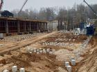 Ход строительства дома № 3 в ЖК Квартет - фото 56, Ноябрь 2020