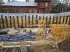 Ход строительства дома № 1 в ЖК Дом с террасами - фото 126, Апрель 2015