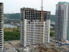 Ход строительства дома № 7 в ЖК Аквамарин - фото 20, Сентябрь 2017