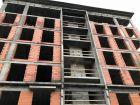 Ход строительства дома № 1 в ЖК TRINITY (Тринити) - фото 53, Октябрь 2017
