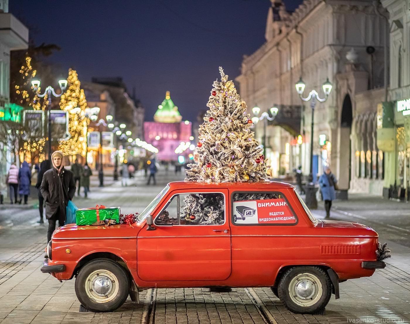 Где провести новогодние каникулы в Нижнем Новгороде в условиях пандемии - фото 4