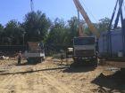 Ход строительства дома Литер 1 в ЖК Грин Парк - фото 17, Сентябрь 2020