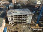 ЖК Центральный-2 - ход строительства, фото 129, Декабрь 2017