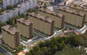 Квартиры от 46 000 руб./м².<br> Удобное местоположение,<br>развитая инфраструктура.