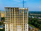 ЖК Азбука - ход строительства, фото 7, Июль 2021