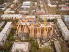 ЖК Вавиловский Дворик - ход строительства, фото 2, Октябрь 2020