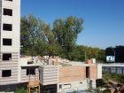 Ход строительства дома Секция 3 в ЖК Сиреневый квартал - фото 55, Август 2019