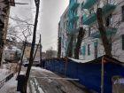 Ход строительства дома №1 в ЖК Премиум - фото 72, Март 2018