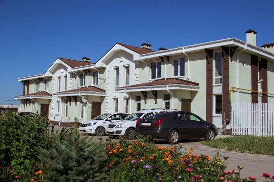 Дом № 41 по ул. Западная (104-126,7 м2) в Загородный посёлок Фроловский - фото 1