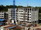 Ход строительства дома № 3 (по генплану) в ЖК На Вятской - фото 52, Июль 2016