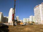 ЖК Левенцовский - ход строительства, фото 113, Ноябрь 2018