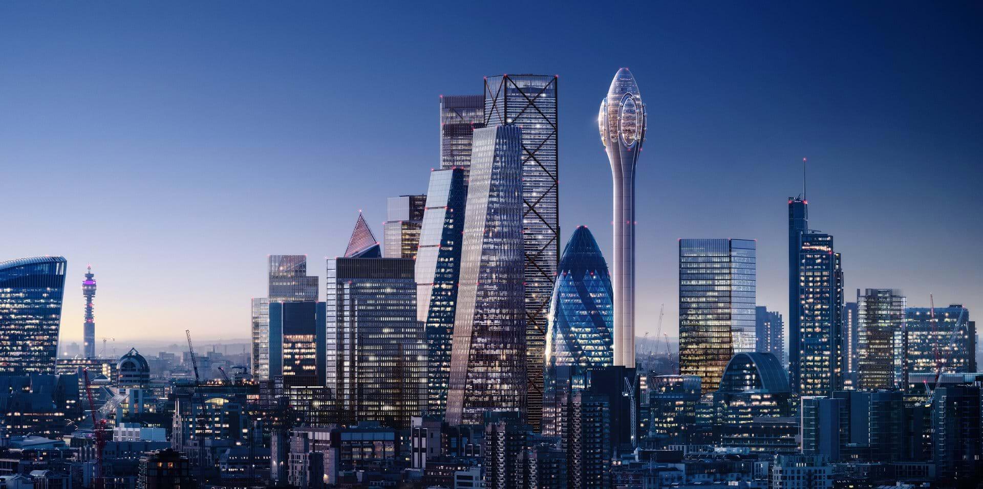 «Тюльпан»: новая культурная и туристическая достопримечательность Лондона - фото 1