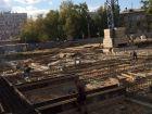 Жилой дом: ул. Сазанова рядом с д. 11 - ход строительства, фото 39, Август 2015