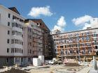 ЖК Сергиевская Слобода - ход строительства, фото 13, Июнь 2021