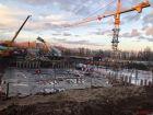 Ход строительства дома № 1 в ЖК Дом на Набережной - фото 30, Октябрь 2020