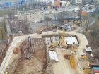 Ход строительства дома  Литер 2 в ЖК Я - фото 111, Апрель 2019