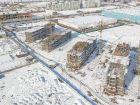 Ход строительства дома Литер 22 в ЖК Светлоград - фото 10, Январь 2021