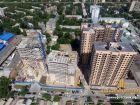 ЖК Центральный-2 - ход строительства, фото 91, Июль 2018