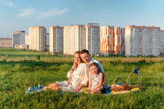 Дом Литер 7, Участок 120 в ЖК Суворовский - фото 6