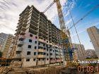 ЖК Zапад (Запад) - ход строительства, фото 35, Сентябрь 2019