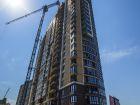Ход строительства дома Литер 1 в ЖК Династия - фото 5, Сентябрь 2020