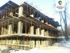 Ход строительства дома № 1 в ЖК Маленькая страна - фото 25, Март 2017