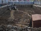 ЖК Островский - ход строительства, фото 104, Ноябрь 2018