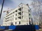 Ход строительства дома №1 в ЖК Воскресенская слобода - фото 41, Март 2017