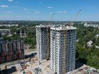 Ход строительства дома №2 в ЖК Октава - фото 8, Июнь 2018
