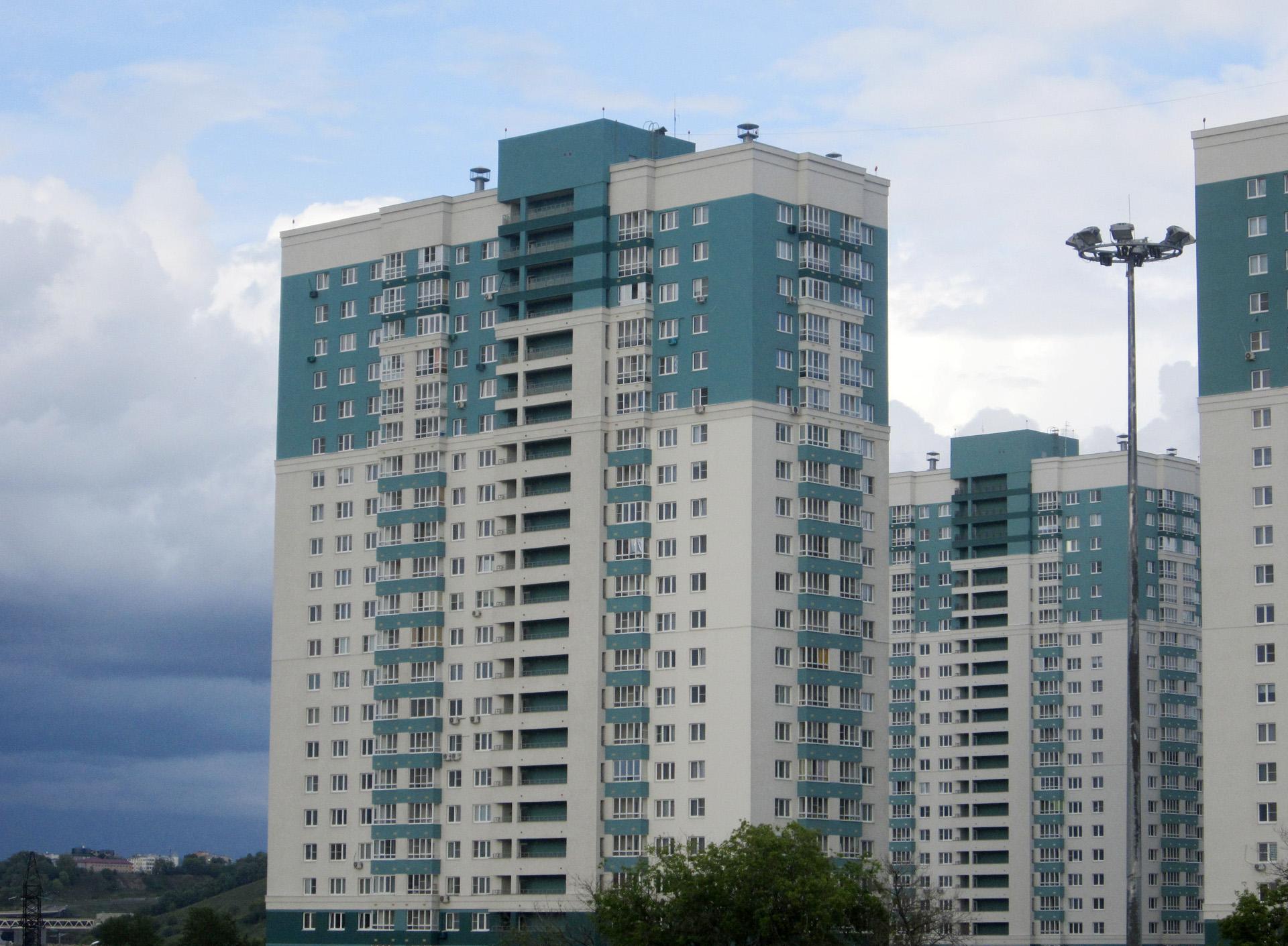 В Ростовской области за семь месяцев введено в эксплуатацию более 1,4 млн квадратных метров жилья