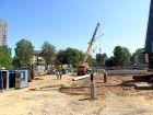 Ход строительства дома № 6 в ЖК Дом с террасами - фото 54, Май 2019