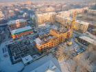 ЖК Вавиловский Дворик - ход строительства, фото 20, Декабрь 2019