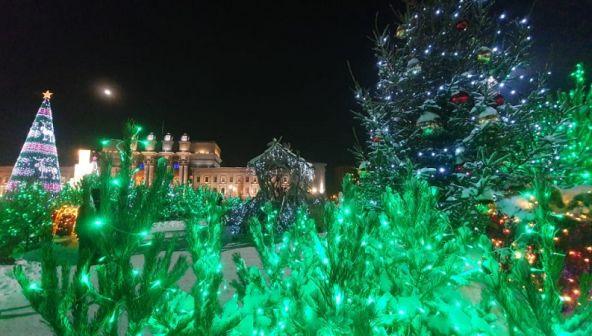 """Из театра в """"кругосветку"""": как провести новогодние каникулы в Самаре"""