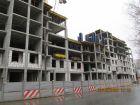 Ход строительства дома № 6 в ЖК Дом с террасами - фото 35, Март 2020
