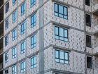 ЖК Каскад на Менделеева - ход строительства, фото 21, Ноябрь 2020