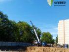 Ход строительства дома № 1 в ЖК Клевер - фото 128, Июнь 2018