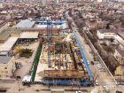 ЖК Клубный дом на Мечникова - ход строительства, фото 4, Апрель 2021