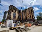 Ход строительства дома Литер 2 в ЖК Династия - фото 12, Июнь 2020