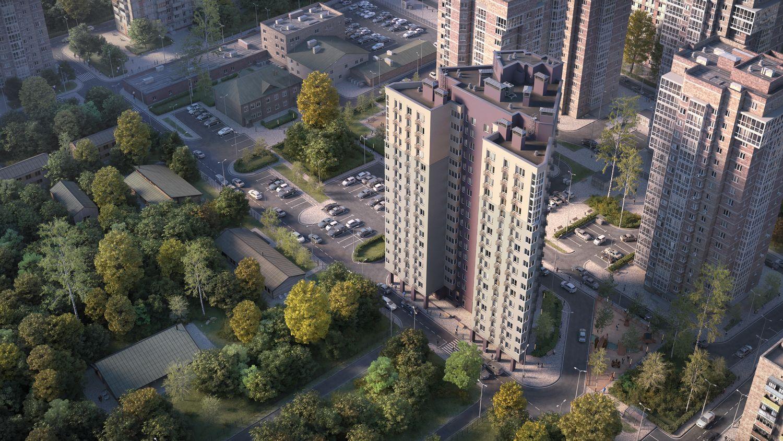 Жилой комплекс (ЖК) «Пушкин» в Нижнем Новгороде - фото 1
