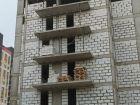 Ход строительства дома № 1 в ЖК Огни Автозавода - фото 5, Сентябрь 2021