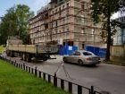 Ход строительства дома №1 в ЖК Премиум - фото 91, Сентябрь 2017