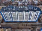 Ход строительства дома № 14 в ЖК Торпедо - фото 3, Декабрь 2019