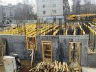 Жилой дом Каскад на Даргомыжского - ход строительства, фото 61, Март 2016