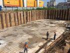 Ход строительства дома № 2 в ЖК Облака - фото 15, Июль 2020