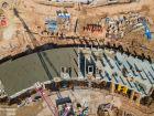 Ход строительства дома № 5 в ЖК Ватсон - фото 24, Май 2021