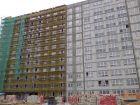 Ход строительства дома 60/3 в ЖК Москва Град - фото 29, Август 2019