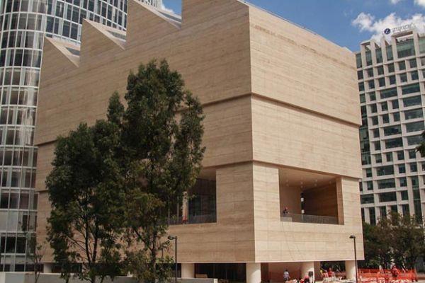 Museo Jumex - музей современного искусства в Мехико