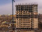Ход строительства дома Литер 9 в ЖК Звезда Столицы - фото 37, Март 2020